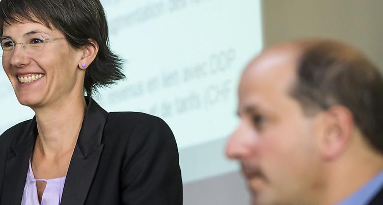 Lausanne dans le rouge en 2018 - Le canton sur le banc des accusés