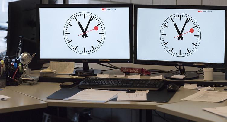 Le Conseil fédéral temporise sur la flexibilité du temps de travail