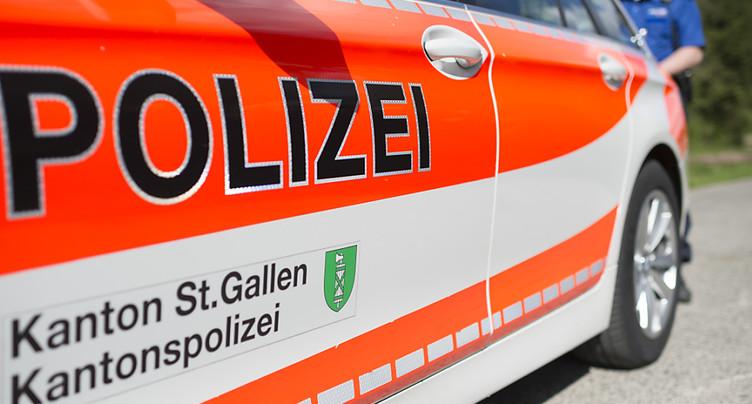 Femme morte à St-Gall: la police soupçonne un homicide