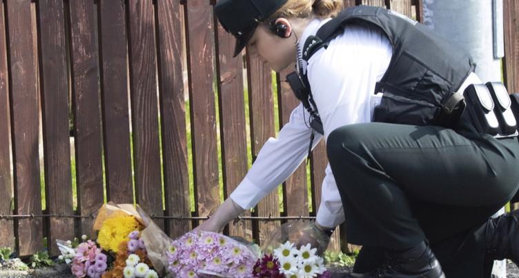 Journaliste tuée en Irlande du Nord: deux jeunes hommes interpellés