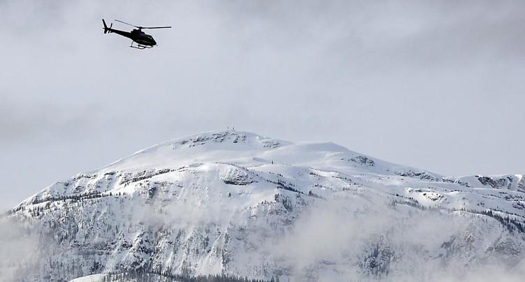 Corps de trois alpinistes de renom retrouvés dans l'Ouest canadien
