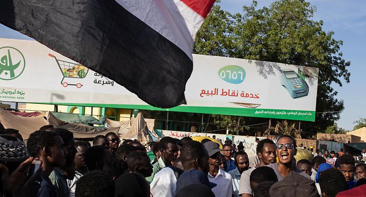 Les tensions montent au Soudan