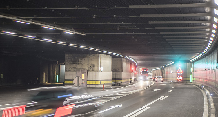 Le portail sud du Gothard encore embouteillé