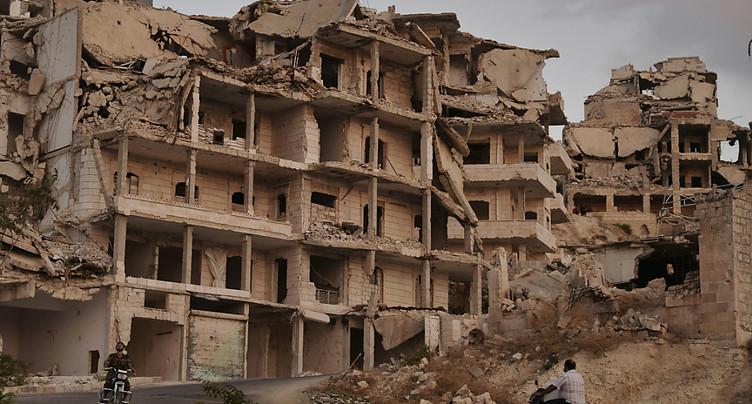 Sept civils tués par des bombardements de l'armée à Idleb