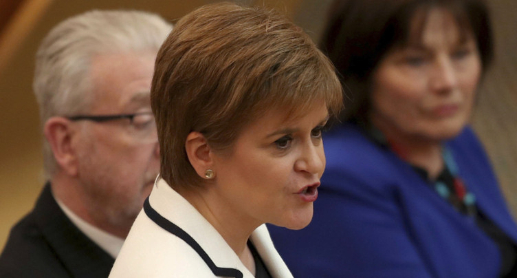 La Première ministre écossaise appelle à un second référendum
