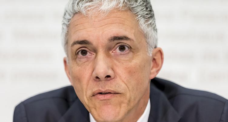 Le procureur de la Confédération Michael Lauber sur la sellette