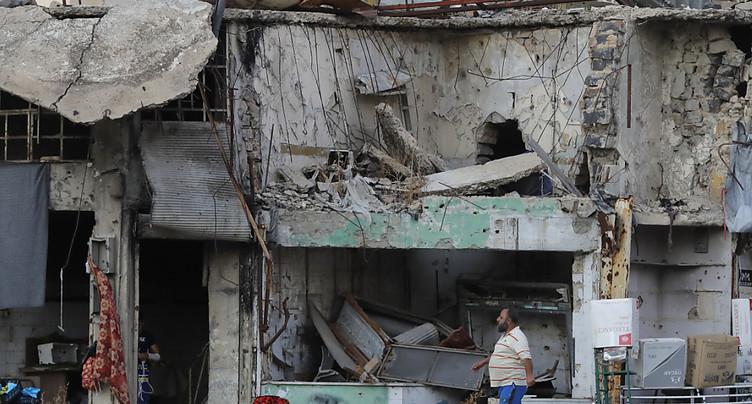 Caritas demande de l'argent à la Confédération pour la Syrie