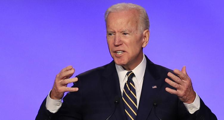 Joe Biden annonce sa candidature à la Maison Blanche