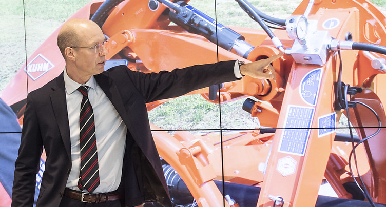 Bucher Industries voit ses ventes bondir au premier trimestre