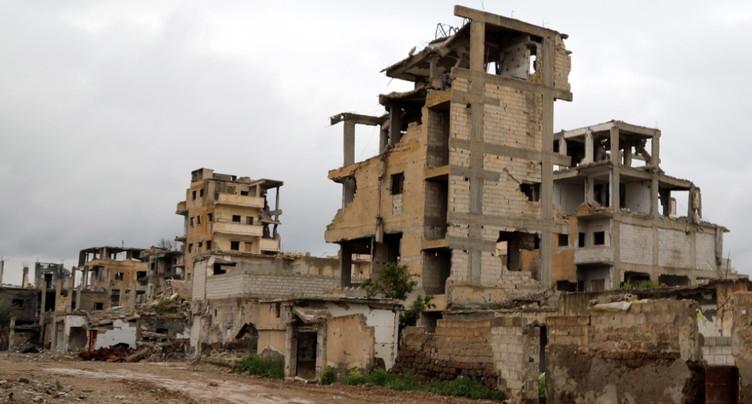 La coalition a tué 1600 civils à Raqa durant son offensive en 2017