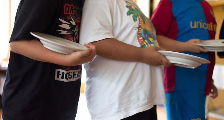 Un enfant sur six obèse ou en surpoids
