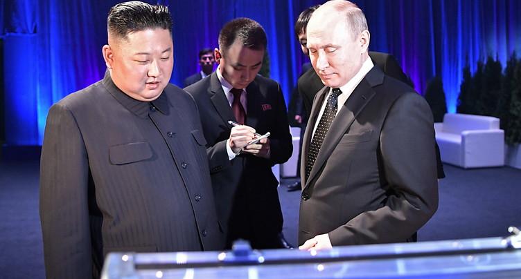 Kim Jong-un accuse les Etats-Unis d'avoir été de « mauvaise foi »