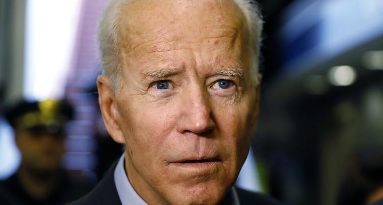 Biden fait un mea culpa tardif, l'intéressée refuse ses excuses