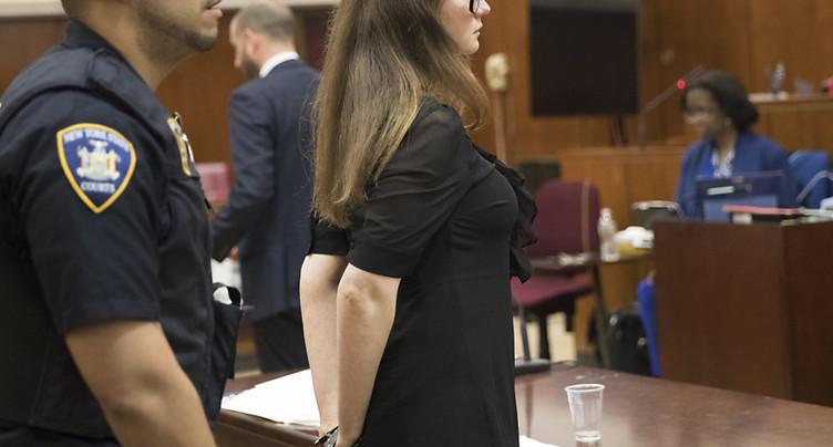 La fausse héritière Anna Sorokin jugée coupable à New York