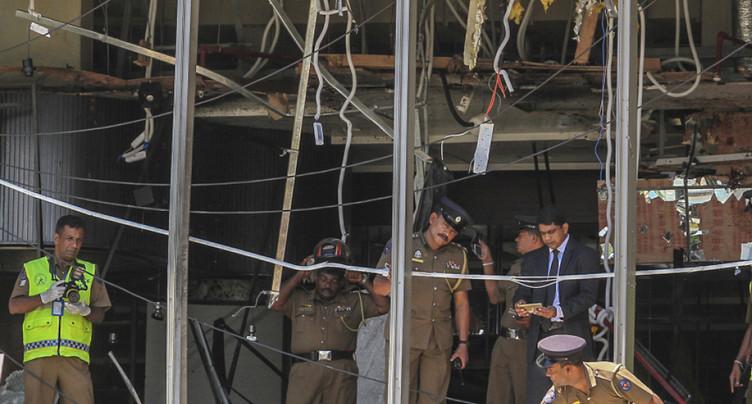 Sri Lanka: le leader Zahran Hashim mort dans l'un des attentats