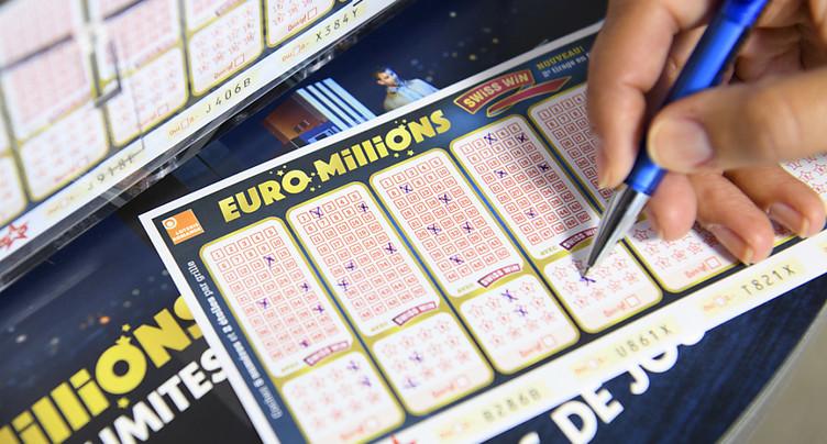 Aucun joueur ne devine la bonne combinaison de l'Euro Millions