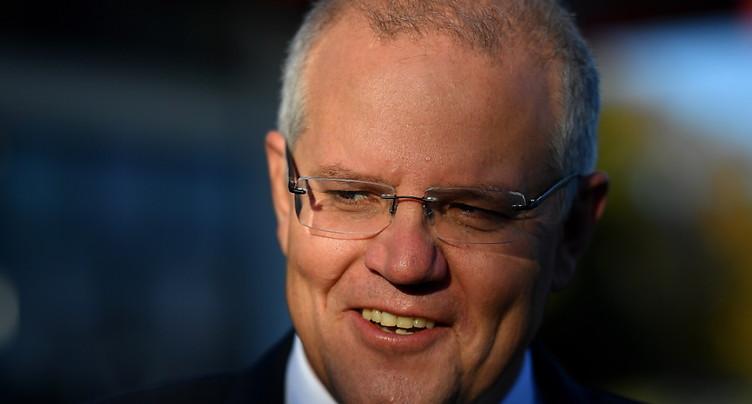 Les Australiens votent sur fond d'enjeu climatique