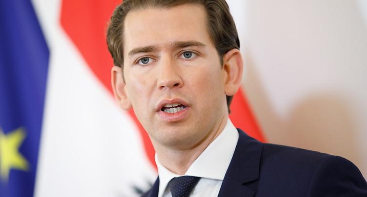 Elections anticipées annoncées en Autriche