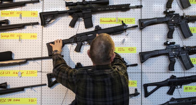 Les partisans du durcissement de la loi sur les armes soulagés