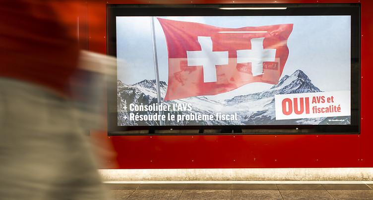 Fiscalité des entreprises et AVS: la 2e tentative a été la bonne