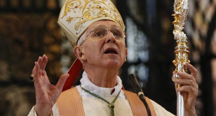 L'ancien évêque Amédée Grab est décédé