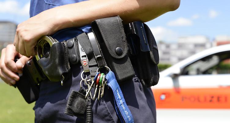 Pédophile présumé arrêté à Zurich