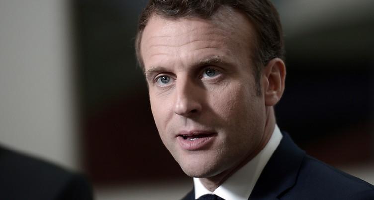 Macron remonte au front pour ne pas laisser « se disloquer l'Europe »