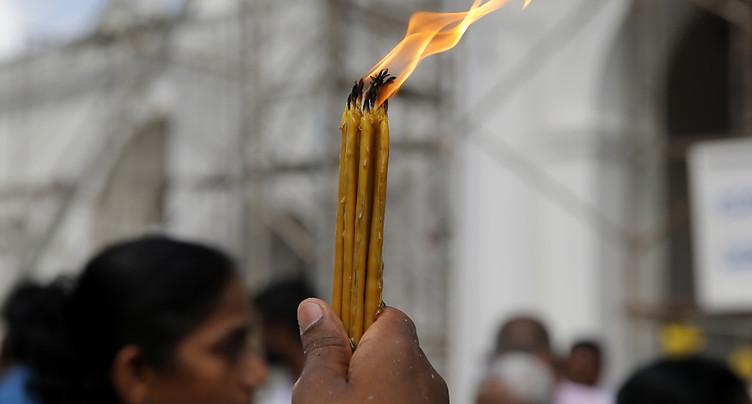 Sri Lanka: prières un mois après les attentats de Pâques