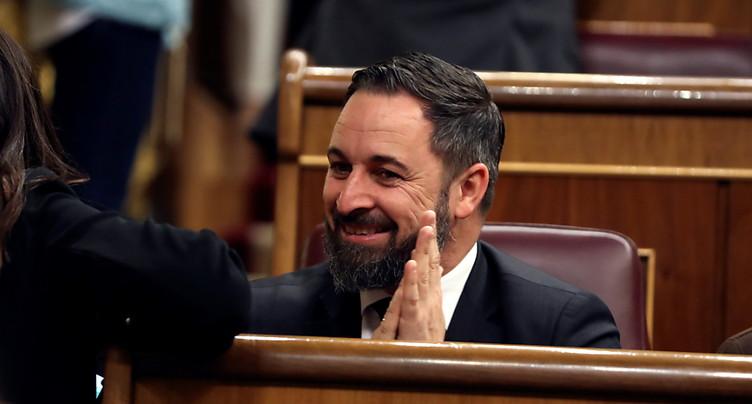 Des indépendantistes sortis de prison pour siéger au Parlement espagnol