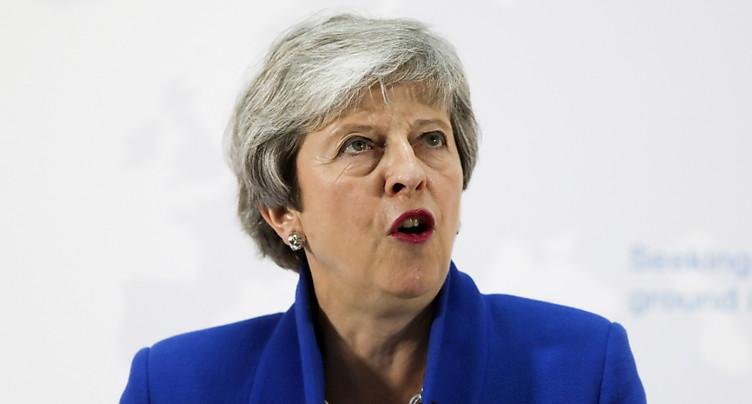 Theresa May présente un accord de la « dernière chance »