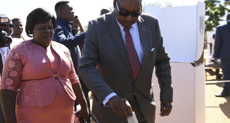 Le Malawi attend les résultats d'une présidentielle à suspense