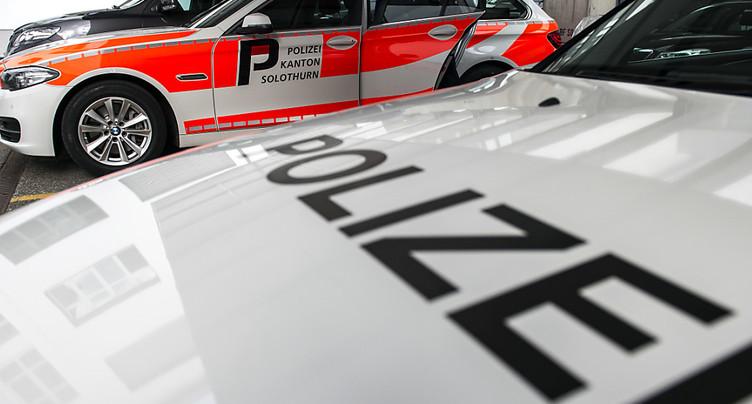 Opération de police dans une école à Büren: ado armé interpellé