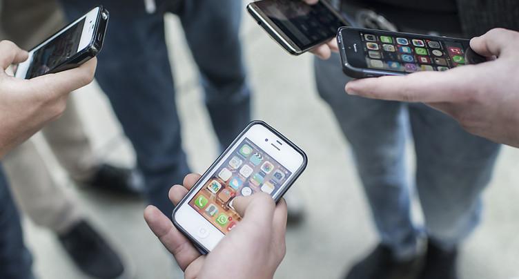 Internet: la plupart des jeunes a déjà rencontré une situation à risque