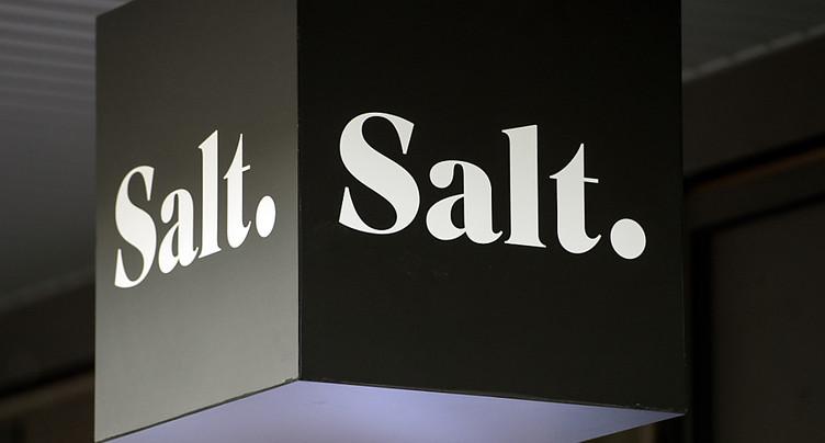 Salt a vu ses recettes fondre au premier trimestre