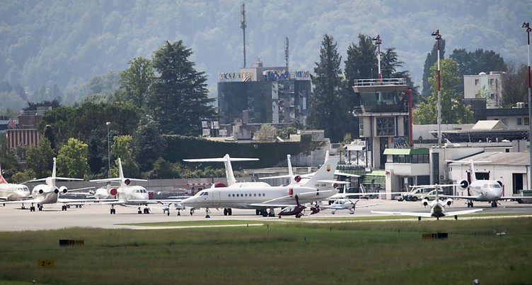 Aéroport de Lugano-Agno: la participation du canton va augmenter
