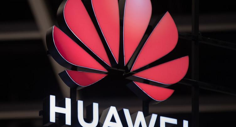 Huawei planifie d'investir dans la recherche en Suisse