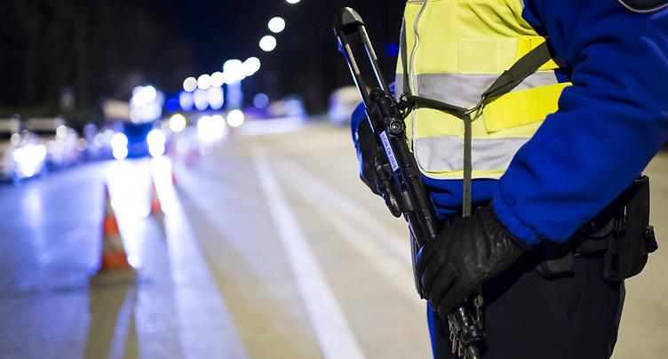 Trois interpellations en Suisse après l'attaque d'un fourgon