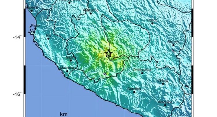 Le nord du Pérou frappé par un séisme de magnitude 8