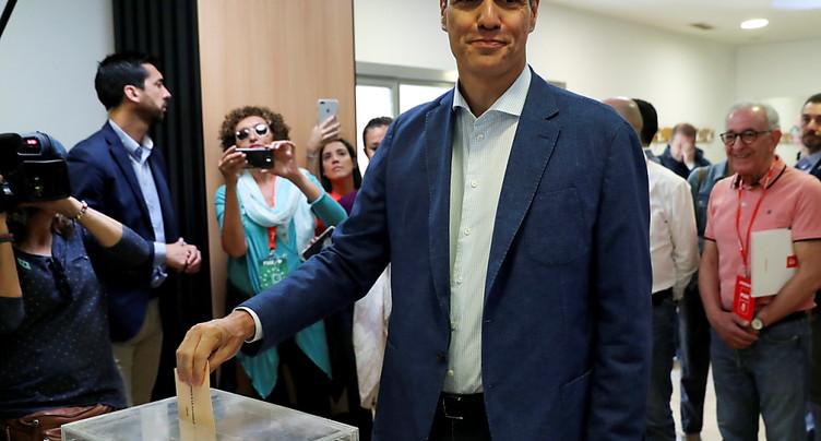 Espagne: un scrutin européen et local en forme de « second tour »
