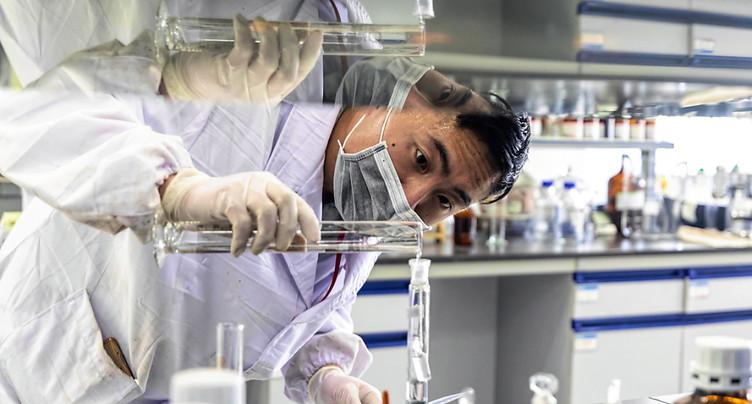 Novartis offre une cure pour l'amyotrophie spinale à 2,1 millions
