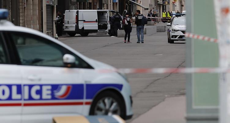 Attaque au colis piégé à Lyon: un suspect interpellé