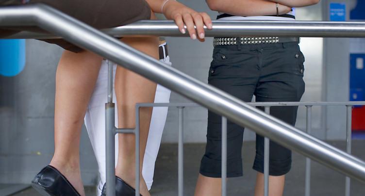 Troubles comportementaux des adolescentes visibles dans le cerveau