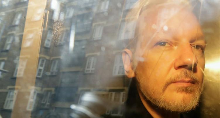 L'audience d'extradition de Julian Assange fixée à février 2020