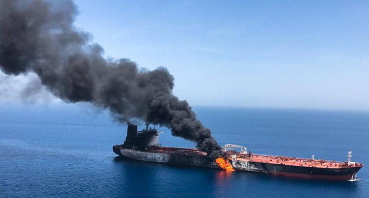 Ryad accuse l'Iran des attaques contre les pétroliers