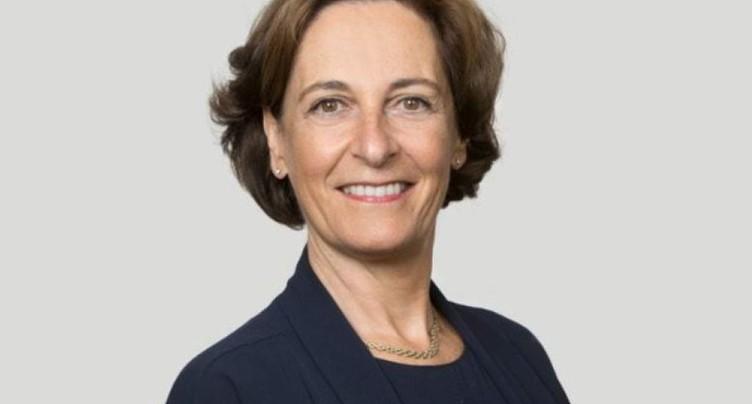 Monica Duca Widmer présidente du conseil d'administration de RUAG