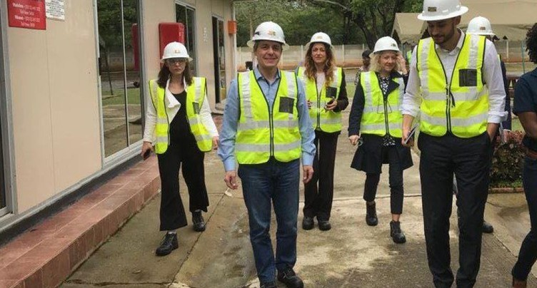 DFAE: Informations incorrectes sur la visite Glencore de Cassis