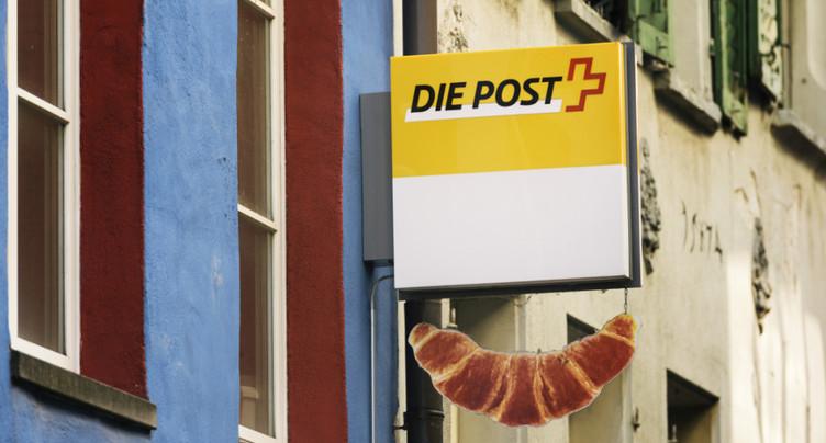 Le service postal helvétique jugé de qualité