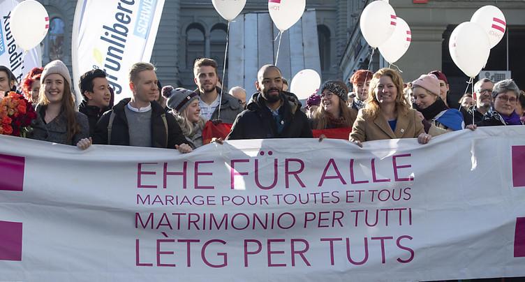 Pro Familia soutient le mariage pour tous et l'accès à la PMA