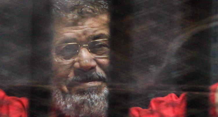 L'ancien président Mohamed Morsi a été enterré au Caire