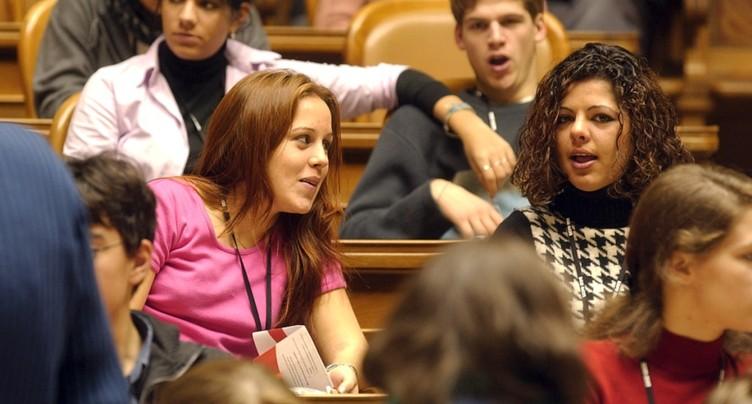 Avenirs professionnels, formations et valeurs de la jeunesse suisse